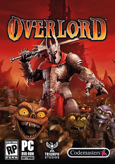 Overlord Steam CD Key