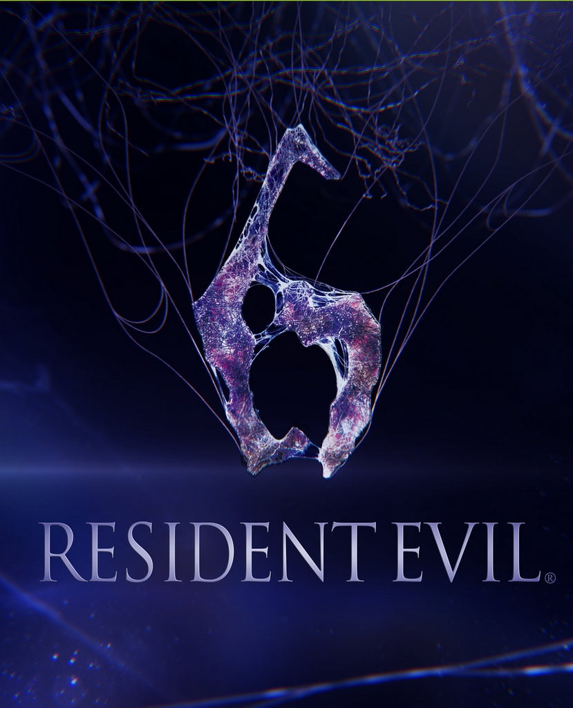 Resident Evil 6 EU Steam CD Key