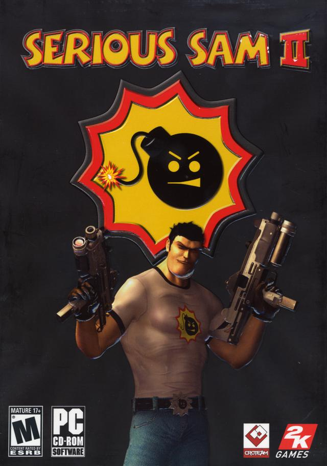 Serious Sam 2 Steam CD Key