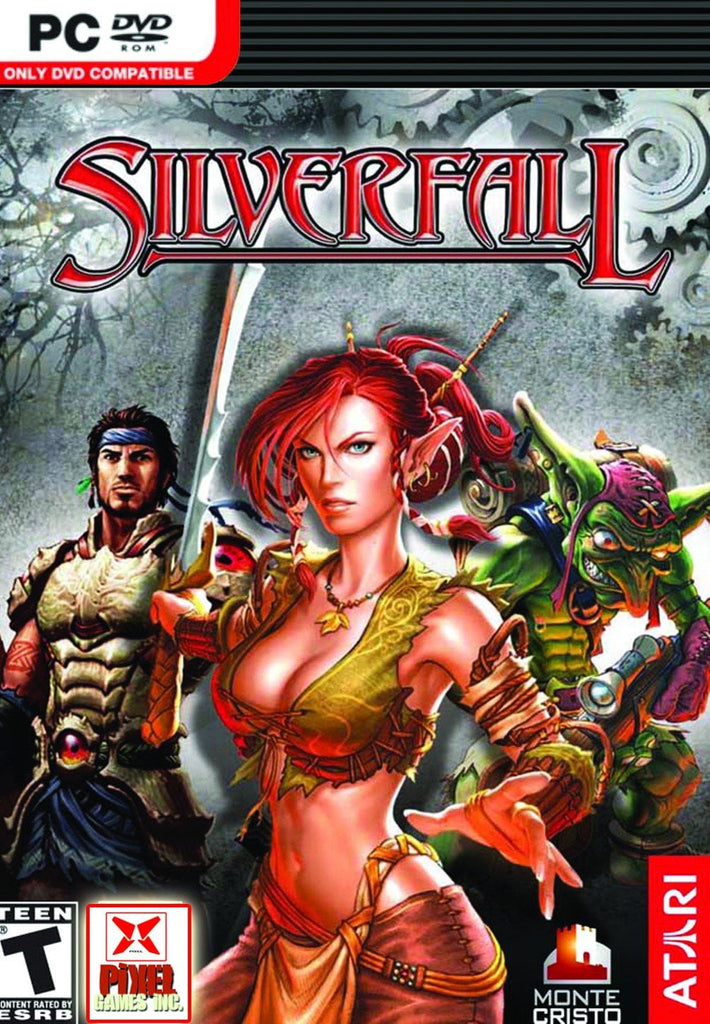 Silverfall: Complete Steam Gift