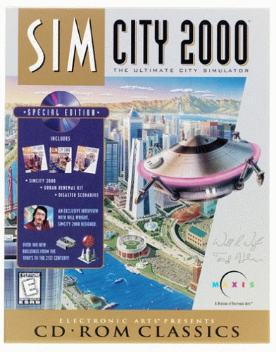 SimCity 2000 Special Edition GOG CD Key