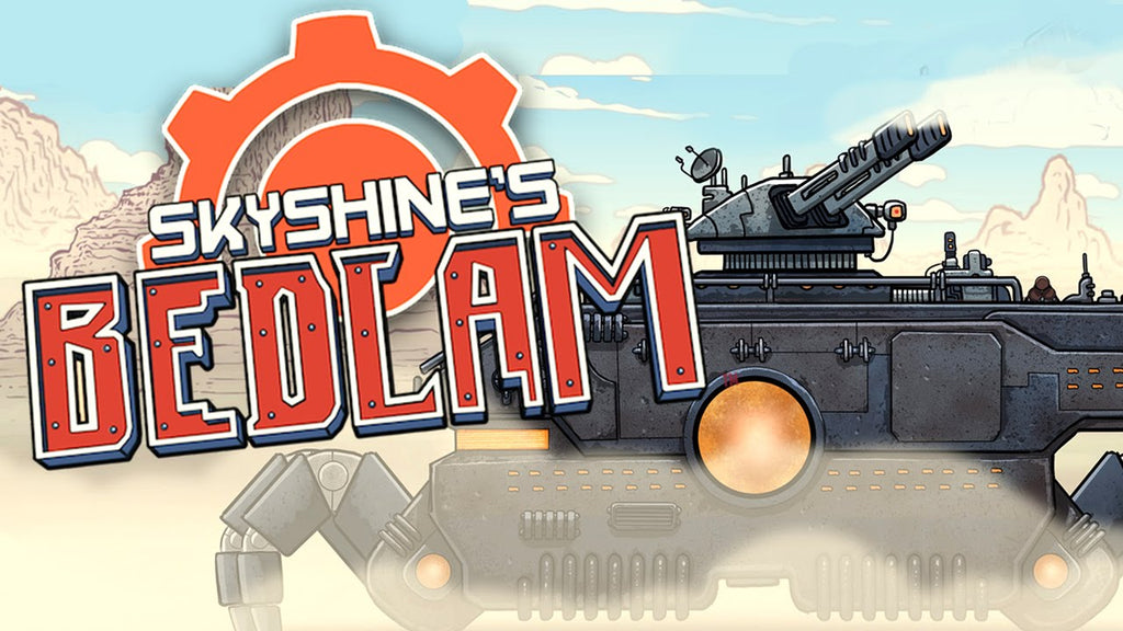 Skyshine's BEDLAM Deluxe Steam CD Key