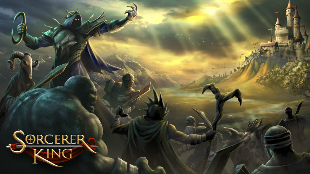 Sorcerer King EU Steam CD Key