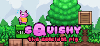 Squishy the Suicidal Pig Steam Gift