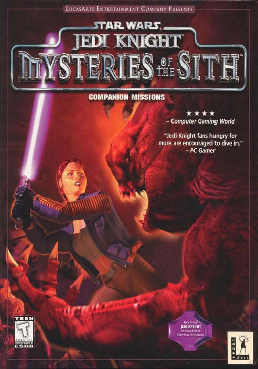 Star Wars Jedi Knight: Mysteries of the Sith Steam CD Key