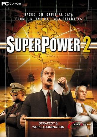 SuperPower 2 Steam Edition Steam CD Key