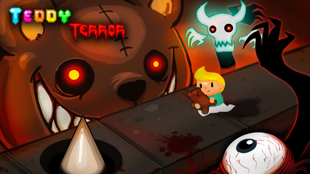 Teddy Terror Steam CD Key