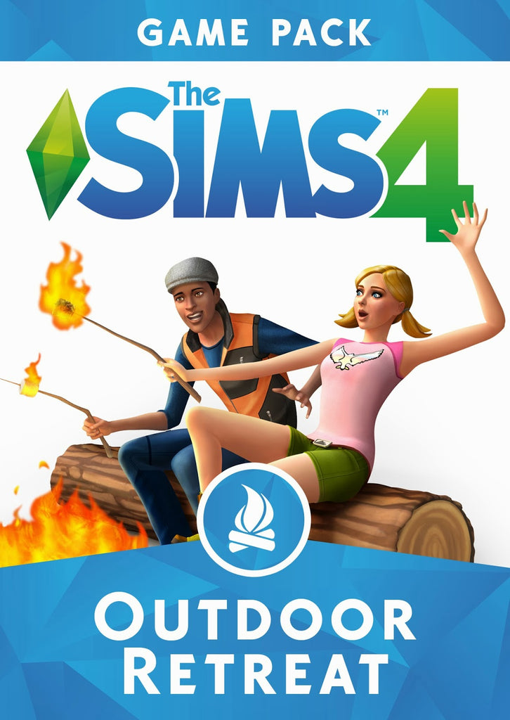 The Sims 4 - Outdoor Retreat DLC Origin CD Key