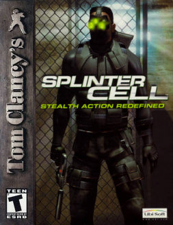 Tom Clancy's Splinter Cell Uplay CD Key
