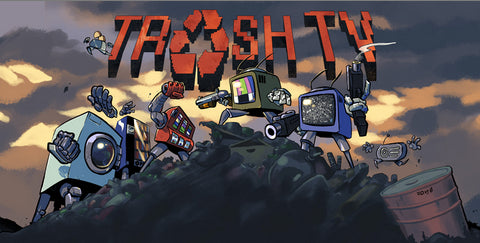 Trash TV Steam CD Key