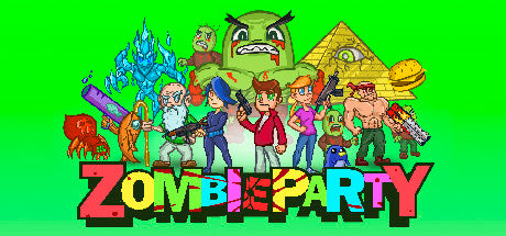 Zombie Party Steam CD Key