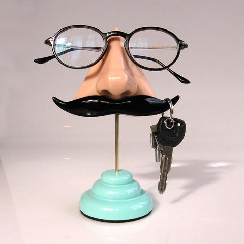 Nose Eyeglass Stands