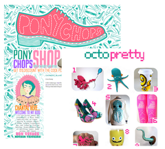 Pony Chops Etsy Finds