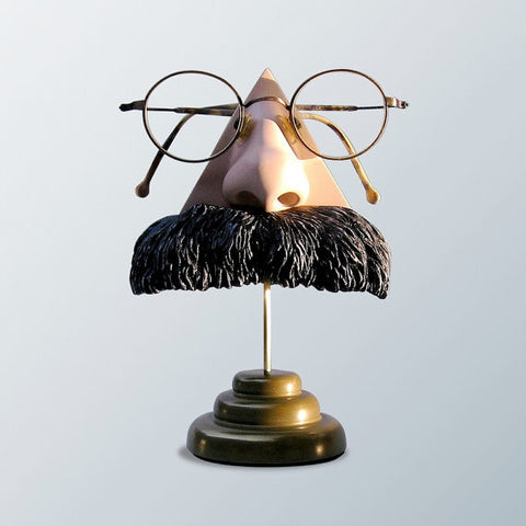 Nietzsche Nose Eyeglass Holder