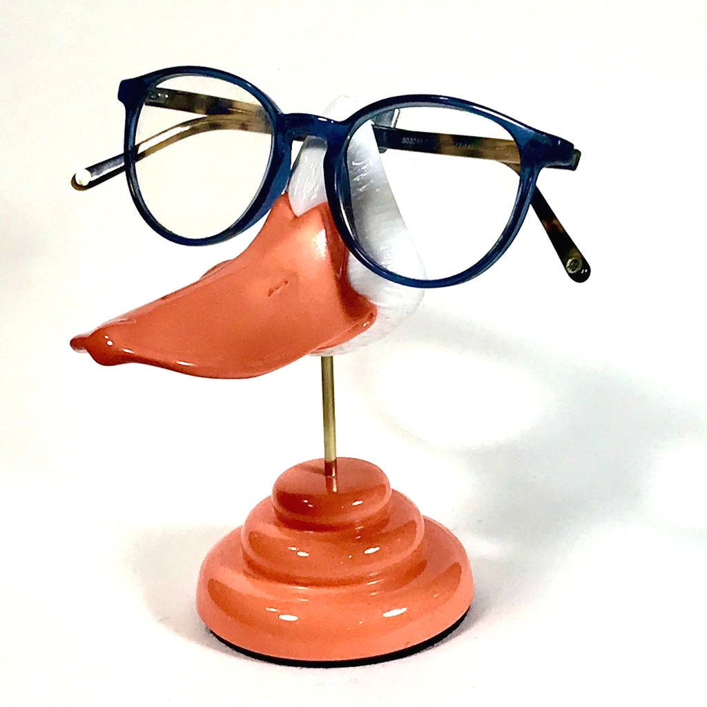 Duck Bill Eyeglass Holder