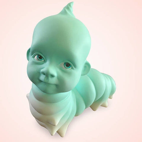 WormBaby Sculpture