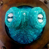 Octopus Eyes Porthole Sculpture (Large)