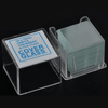 100Pcs Microscope Glass Cover Slides