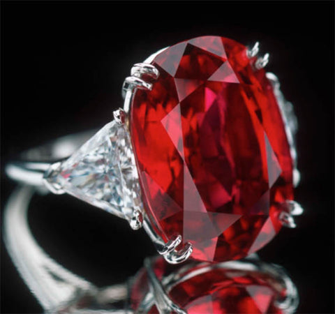 famous rubies