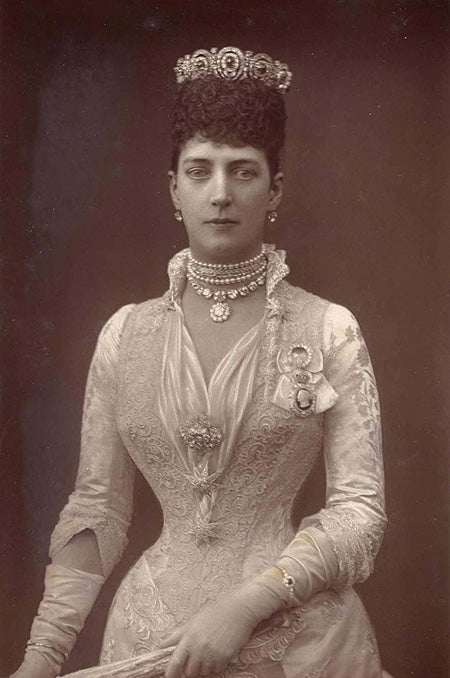 Alexandra, Princess of Wales and later Queen Consort