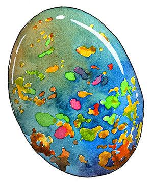 caring for your opal jewellery