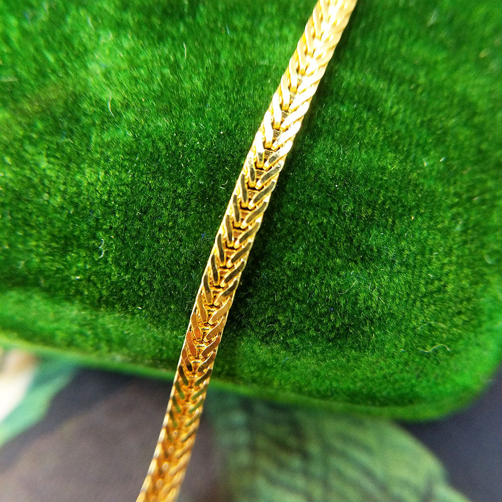 fabulous quality foxtail chain