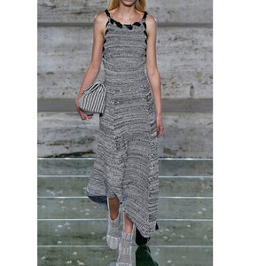 "RUNWAY ""SALVATORE FERRAGAMO"" KNIT DRESS"