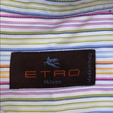 ETRO Milano oversized boyfriend button down