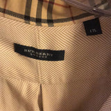 Vintage Burberry London Button Up