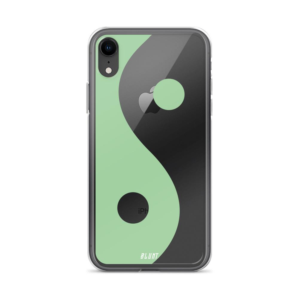 Green Balance iPhone Case - blunt cases