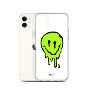 Green Drip iPhone Case - blunt cases