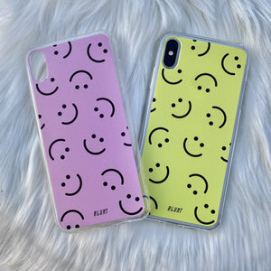 Happy iPhone Case - blunt cases