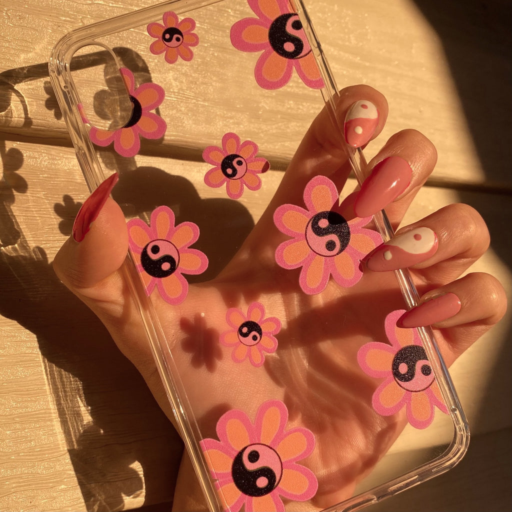 Pink Harmony iPhone Case - blunt cases