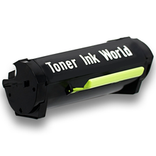 Load image into Gallery viewer, TIW Compatible 51B0HA0 8,500 Page High Yield Remanufactured Toner Cartridge Replacement for Lexmark MS417, MS517, MS617, MX417, MX517, MX617