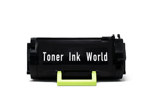 TIW Lexmark 52D1H00 Replacement Black Toner Cartridge for Lexmark MS711Dn, MS710, MS710n, MS710dn, MS711dn Printers High Yield 25,000 Pages Perfect for home & commercial use.