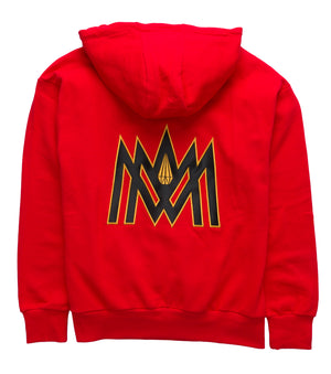 Red and Gold Hoodie ATL