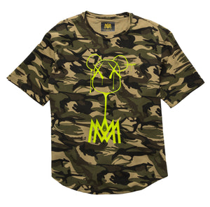 Load image into Gallery viewer, CAMO T SHIRT