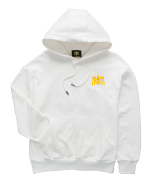 White and Yellow Hoodie ATL