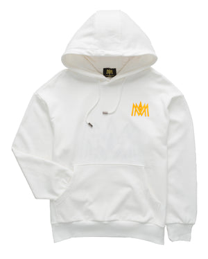Load image into Gallery viewer, MMA 'LIMITED EDITION' HOODIE (WHITE)