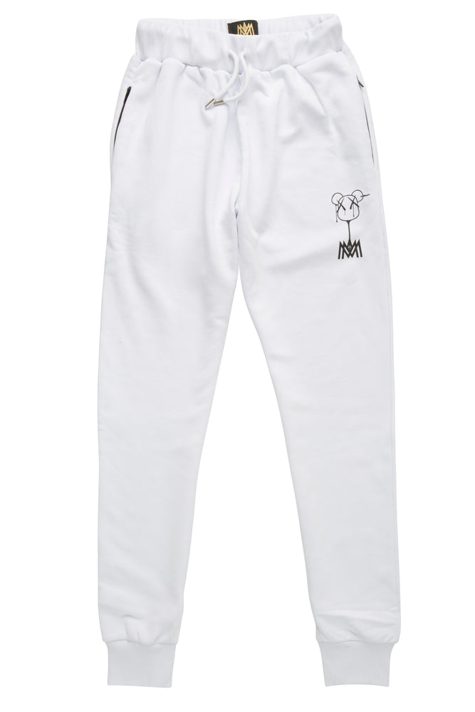 White UKraft Sweats