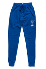 Blue/White U.Kraft Sweatpants
