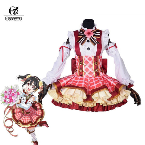 [FreeShipping] Lovelive Cosplay Costume - Flower Bouquet