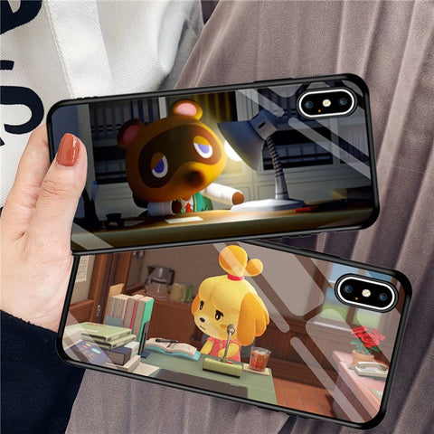 [Free Shipping] Animal Crossing Phone Case for IPhone