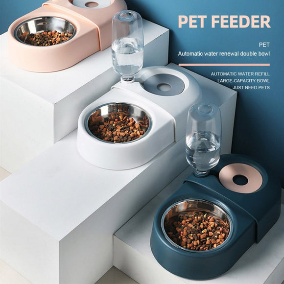 [Free Shipping] Automatic Feeder Cat/Dog Bowl