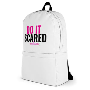 DO IT SCARED Backpack