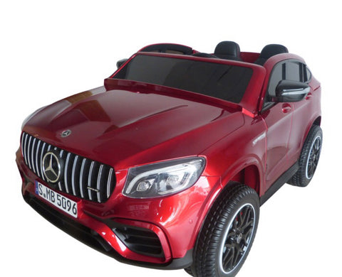 Mercedes-Benz GLC 63 S 4x4 Rood, MP4-display, 2-zitter (XMX608)