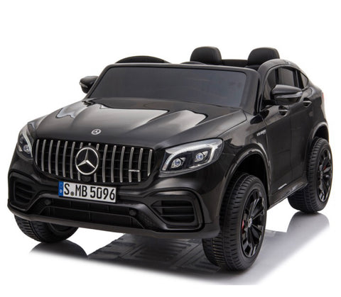 Mercedes-Benz GLC 63 S 4x4 Zwart, MP4-display, 2-zitter (XMX608)