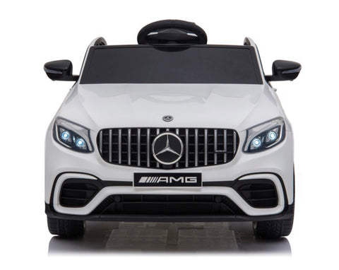Mercedes-Benz GLC 63 S 4x4 Wit, MP4-display, 2-zitter (XMX608)