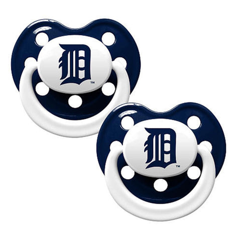 Detroit Tigers MLB BPA Free Pacifier (2 Pack)