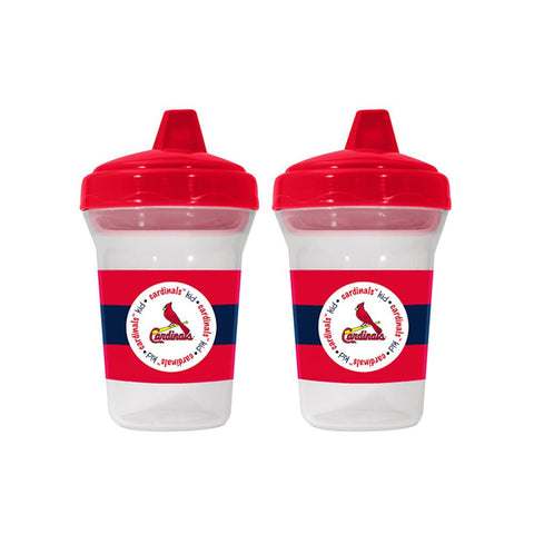 St. Louis Cardinals MLB 5oz Sippy Cup (2 Pack)